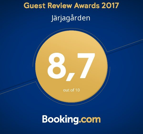 Järjagården Guest Review Award